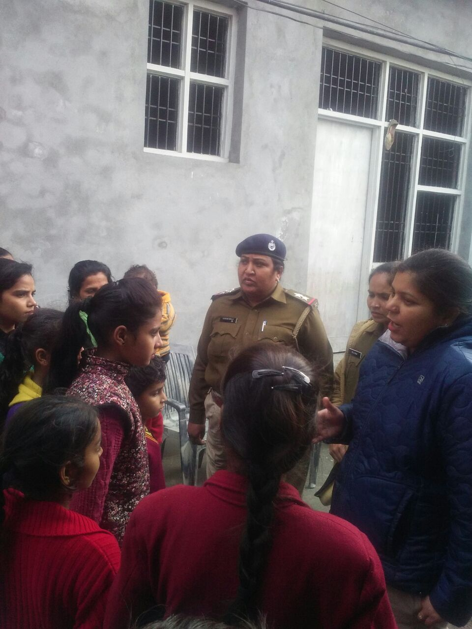 जगाधरी यमुनानगर में आपरेशन दुर्गा