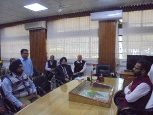 यमुनानगर में नये डीसी ने संभाला चार्ज