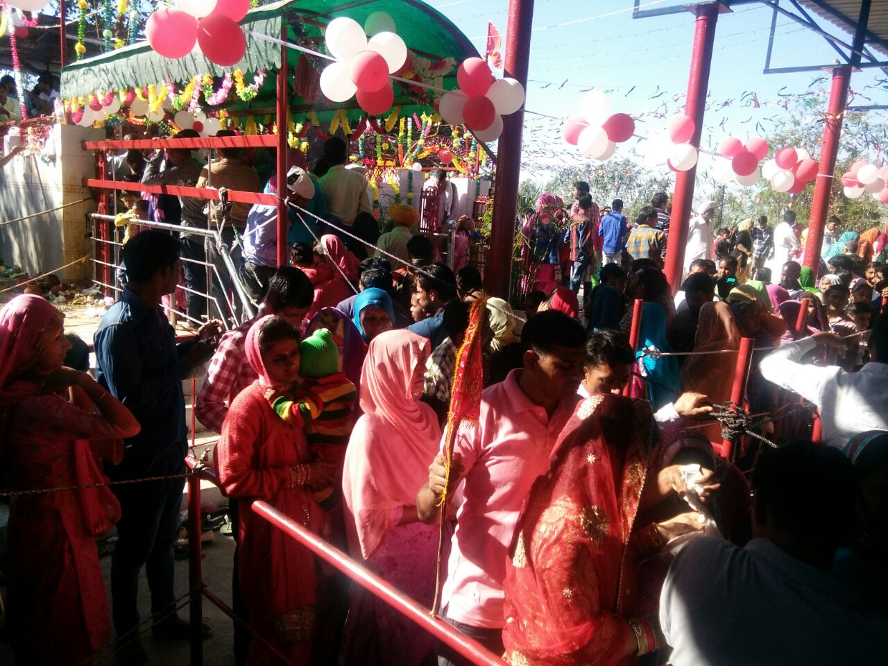 यमुनानगर के गाँव जगधौली राज्य स्तरीय मेला