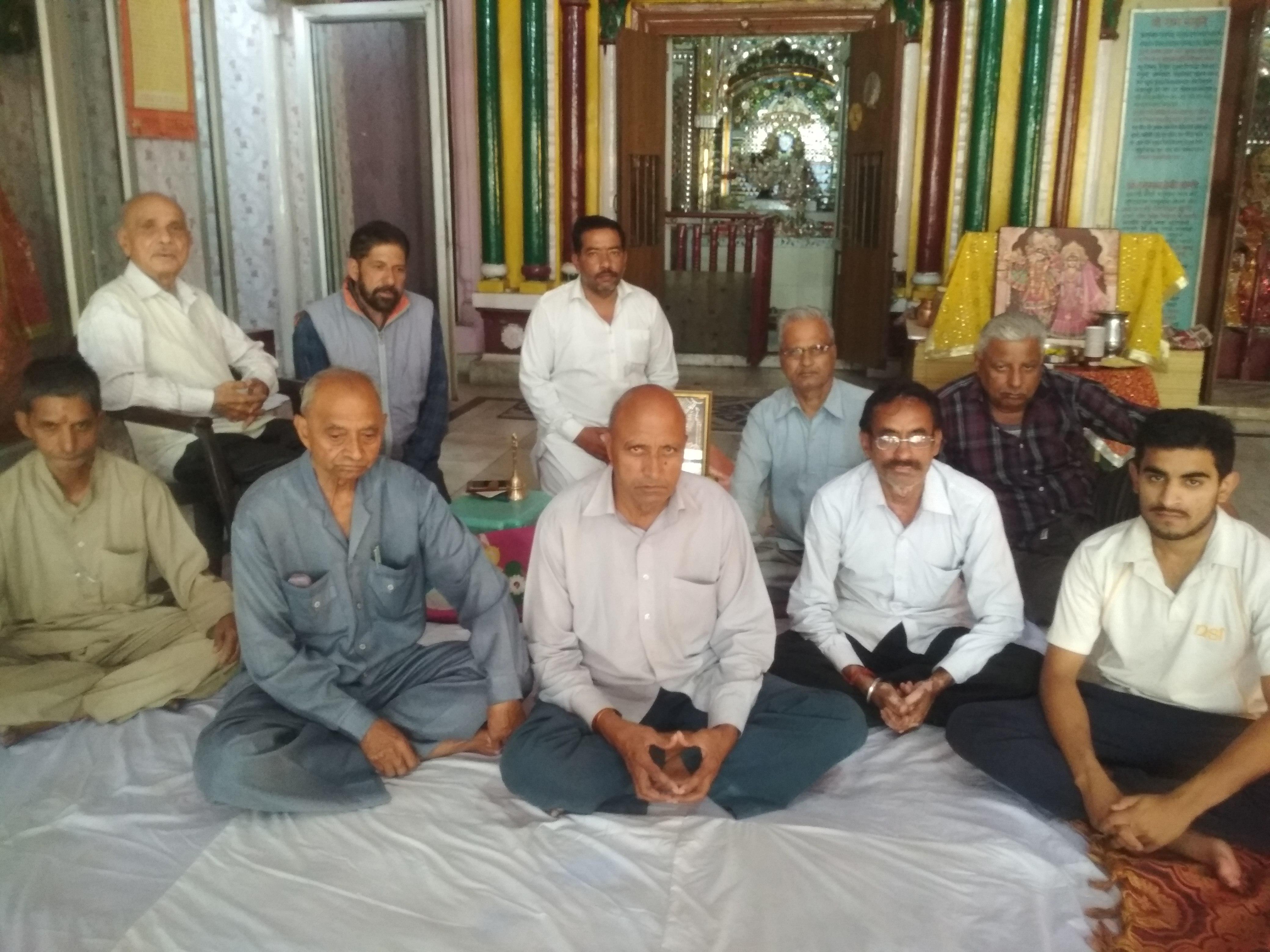 Parashuram Jayanti will be celebrated on April 18 by Haryana Brahmin Parisangh