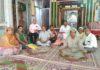 हरियाणा ब्राह्मण परिसंघ की मीटिंग श्री बांके बिहारी मंदिर यमुनानगर में