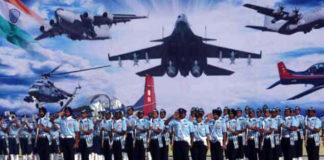 Indian Air-force भारतीय वायुसेना