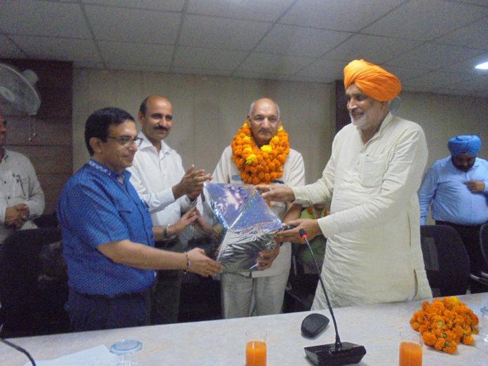 yamunanagar hulchul dro vishnoi retired, dc yamunanagar wishes him