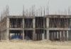 रादौर 15 - गांव रादौरी में बनाया जा रहा निर्माणाधीन सरकारी कॉलेज।