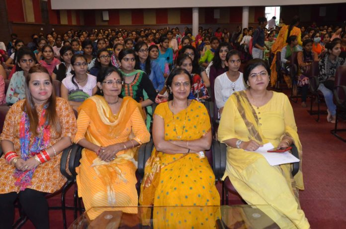yamunanagar hulchul dav college for girls yamunanagar (2)