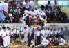दिल्ली पब्लिक स्कूल यमुनानगर में वन महोत्सव सप्ताह के तहत लगाए गए पौधे