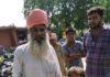 मारकंडा नदी के महंत भगत सुंदर दास