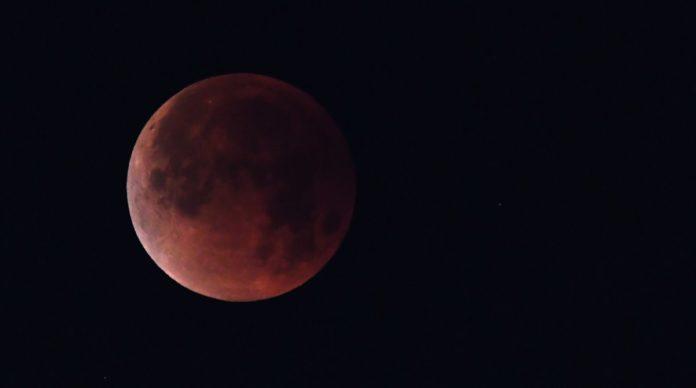 yamunanagar hulchul_Blood moon_Lunar Eclipse_Chander Grahan